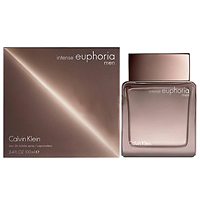 Calvin Klein CK Euphoria Intense for Men туалетная вода муж 100 мл